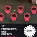12eme Printemps des Poètes