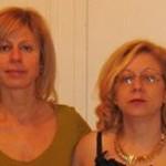 Les soeurs Chastain à la Galerie l'Oeil Ouvert