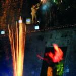 Journée de clôture dans les jardins du château de Venaria Reale / Festival Teatro a Corte