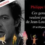Lectures monstres par Philippe Bérodot // 27-28.01.11