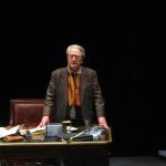 « Sérial Plaideur », Jacques Vergès sur les planches du Théâtre de la Madeleine