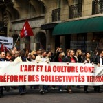 Grève du 6 mai 2010 : La France a peur...