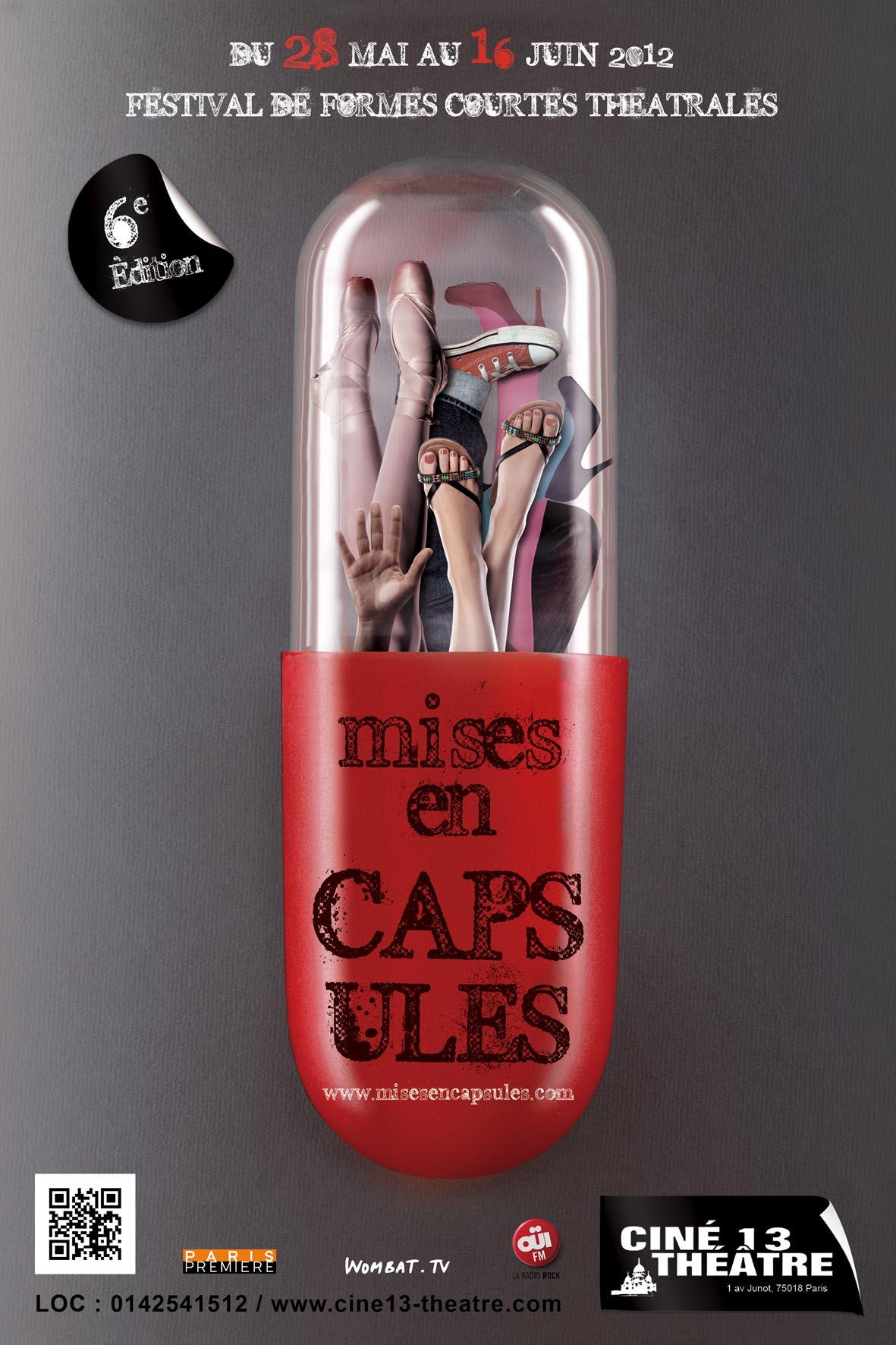 Critique • Festival des mises-en-capsules au théâtre Ciné 13