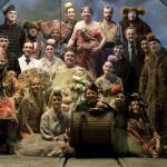 Critique ●« Peer Gynt » d'Henrik Ibsen, dans le salon d'honneur du Grand Palais, par la Comédie Française