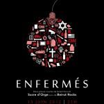 """Critique • """"Enfermés"""" Deux pièces courtes de Israël Horovitz  Sucre d'orge – Beirut Rocks au Théâtre de la Reine blanche"""