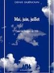 Lecture• «Mai, juin, juillet – Dans les théâtres de 1968» Denis Guénoun . Les Solitaires Intempestifs .