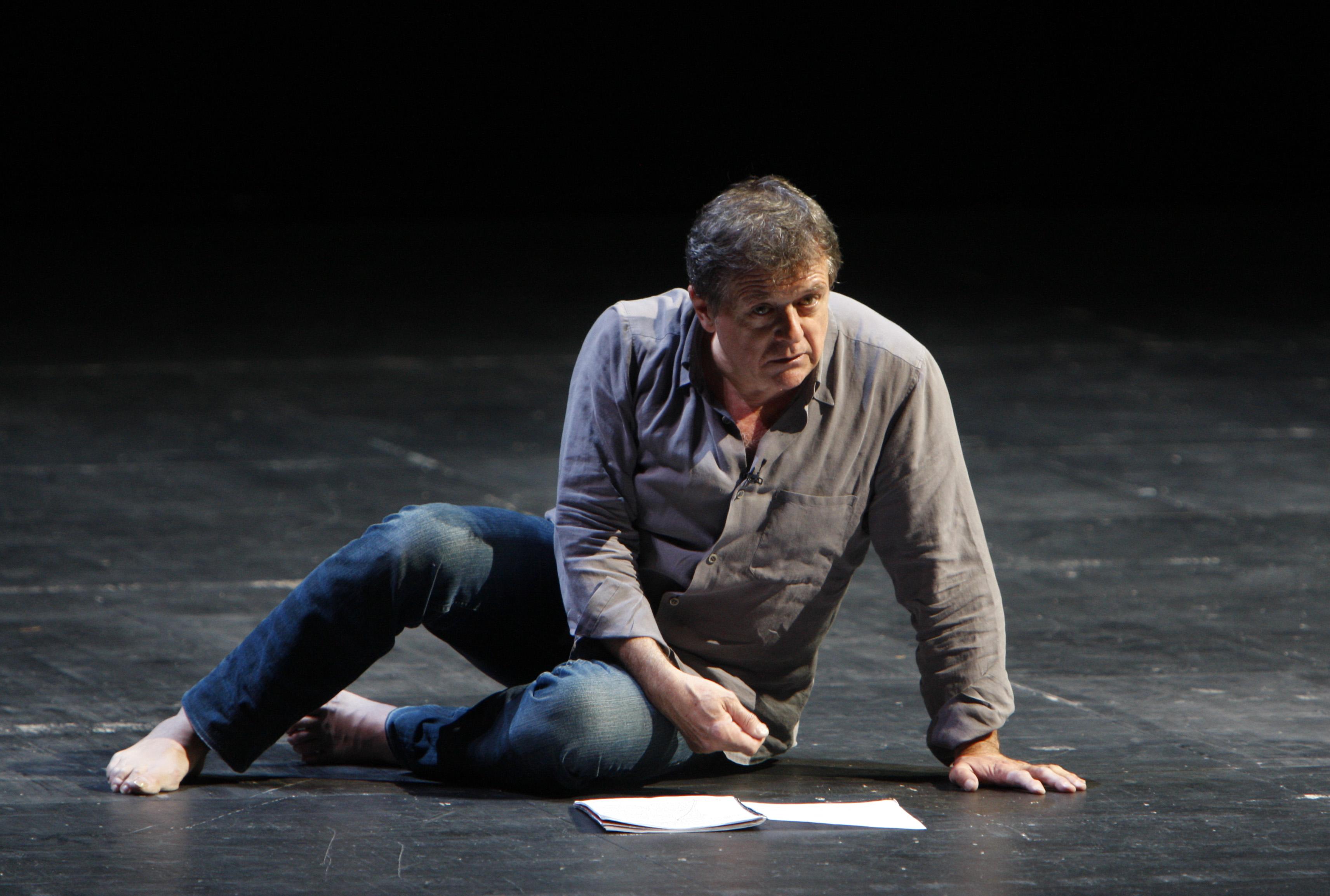 Critique. « Coma » de Pierre Guyotat, interprété par Patrice Chéreau