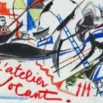 Critique • « L'atelier volant»  de Valère Novarina au  Théâtre du Rond-Point