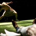 Critique . « L'Argent » de Christophe Tarkos avec Stanislas Nordey à La Gaîté Lyrique