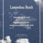 Lecture. Lampedusa Beach de Lina Prosa. Les Solitaires Intempestifs