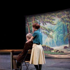 Tout semblait immobile, de Nathalie Béasse, au Théâtre de la Bastille