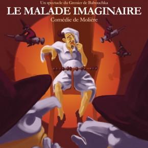 Agenda ・Le Malade Imaginaire, au Théâtre Michel