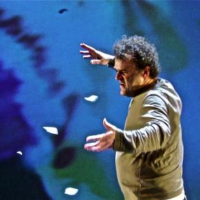 Rencontre avec Pippo Delbono à propos de sa dernière création « Orchidée»