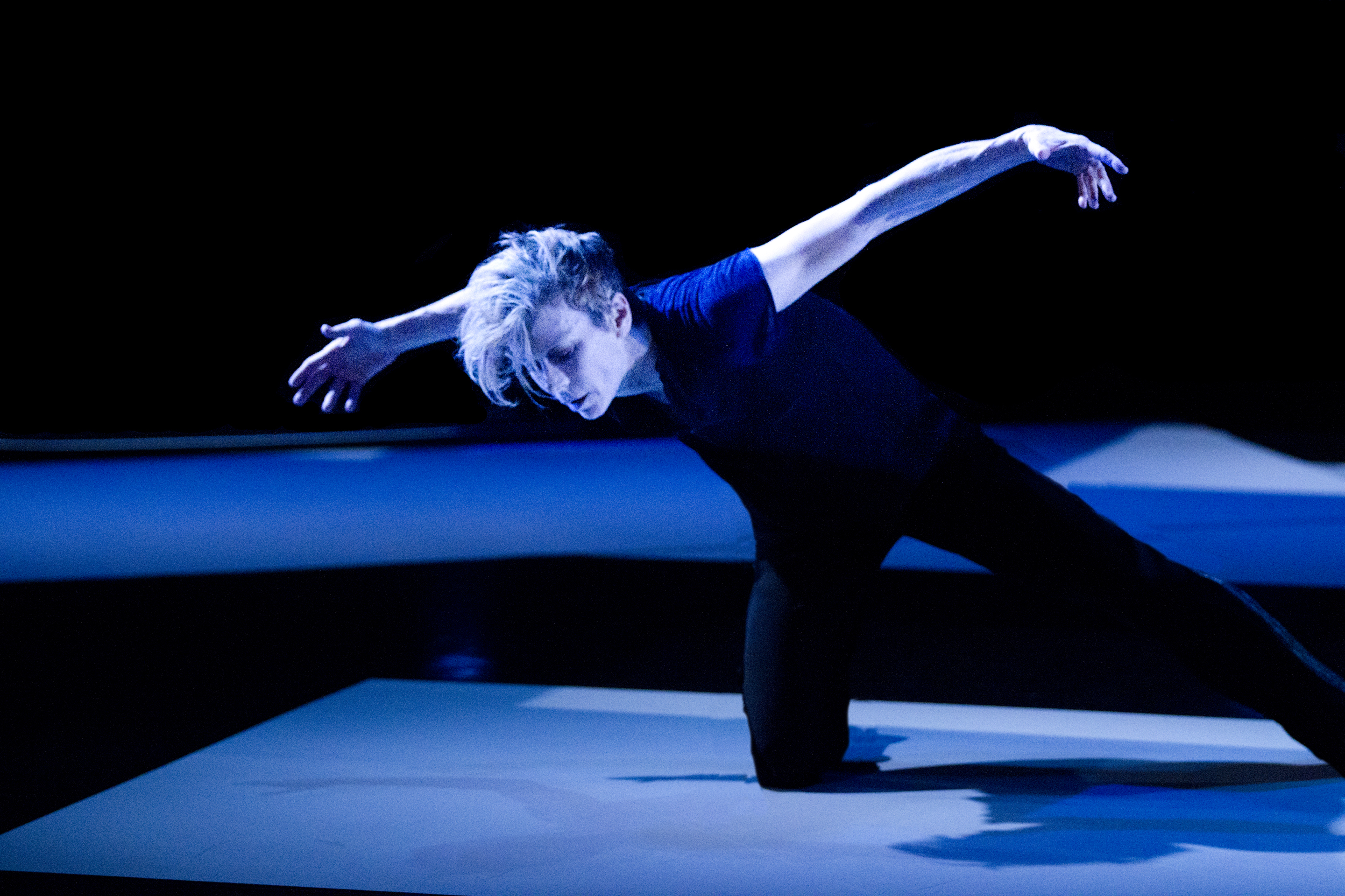 Critique • « So Blue » de Louise Lecavalier au 104