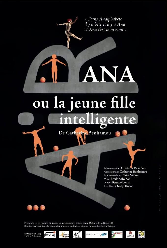 affiche Ana