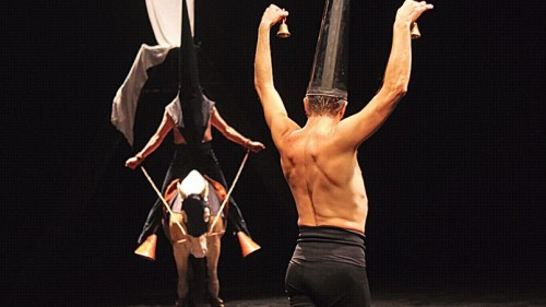 Golgota - Spectacle de Bartabas, première aux Harras d'Annecy - octobre 2013