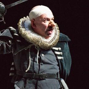 """""""Cyrano de Bergerac"""" d'Edmond Rostand, mise en scène de Dominique Pitoiset à l'Odéon"""