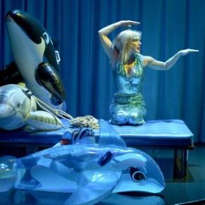"""Critique • «Le Regard du nageur"""", de et avec Christèle Tual, mise en scène de Ludovic Lagarde et Lionel Spycher"""