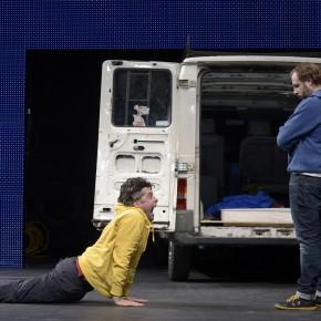 Critique • «Trafic » de Yoann Thommerel, mise en scène de Marie-Christine Soma et Daniel Jeanneteau au théâtre de la Colline