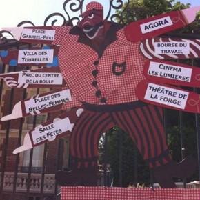 Parade(s), Festival des arts de la rue de Nanterre