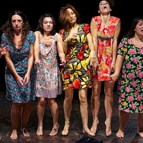Article • « Les Sorelle Macaluso » d'Emma Dante. Festival d'Avignon