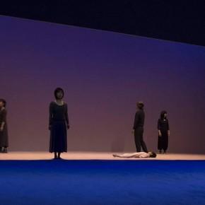 Article • « Intérieur » de Maeterlinck, mise en scène de Claude Régy. Festival Avignon