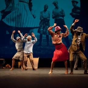 Critique • « Via Sophiatown » par Via Katlehong Dance. Paris Quartier d'Été