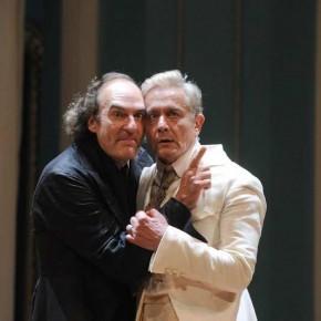 « Tartuffe » de Molière mise en scène de Galin Stoev à la Comédie Française