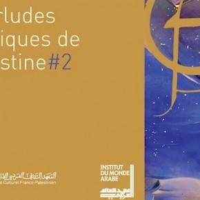 «  Interludes poétiques de Palestine # 2 » par l'institut Culturel Franco-Palestinien, à la Maison de la poésie