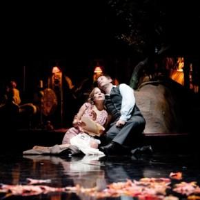 « La Mouette » de Anton Tchekhov, mise en scène Frédéric Bélier-Garcia aux Amandiers