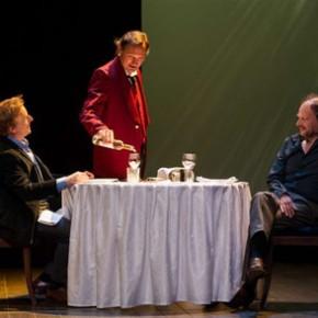 « Trahisons » d'Harold Pinter mise en scène de Frédéric Bélier-Garcia  au Vieux-Colombier