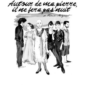 « Autour de ma pierre, il ne fera pas nuit » de Fabrice Melquiot, mise en scène Agathe Quelquejay au Théâtre Essaïon