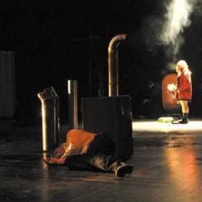 « Permafrost » de Manuel Antonio Pereira, mise en scène de Marie-Pierre Bésanger, à la Maison des métallos