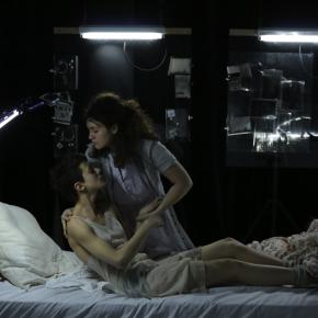 « Dans les veines ralenties » d'Elsa Granat, mise en scène de Aurélie Van Den Daele au Théâtre de l'Aquarium