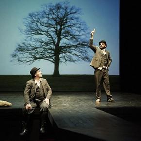 « En attendant Godot » de Samuel Beckett, mise en scène de Marie Lamachère à L'Echangeur de Bagnolet