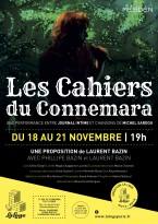 « Les Carnets du Connemara » de Laurent Bazin à La Loge