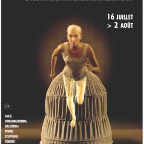 Festival Teatro a Corte, 15ème Édition, du 16 juillet au 2 août 2015 à Turin et dans les demeures royales du Piémont.