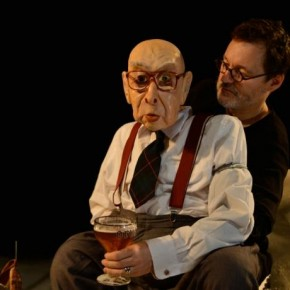 « Soleil Couchant », Tof Théâtre, à la Maison des Métallos, Biennale Internationale des Arts de la Marionnette