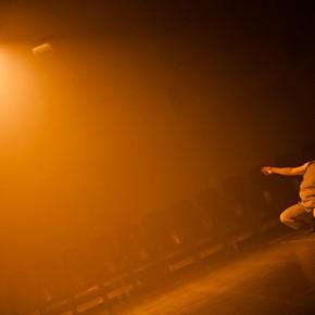 « Dawnlight / Night : Light », Chorégraphie et danse Alban Richard, Atelier de Paris-Carolyn Carlson, Festival June Events