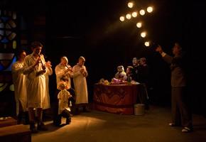 « Oliver Twist » de Charles Dickens, mise en scène d'Olivier Mellor, à l'Epée de Bois