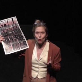 « Scum Rodéo » de Valérie Solanas, mise en scène de Mirabelle Rousseau, Maison des Métallos
