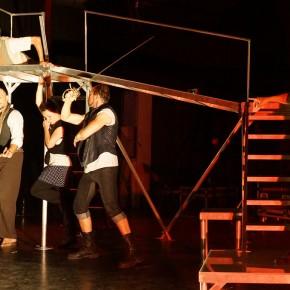 « Dom Juan 2.0 » d'après Molière, mise en scène Luca Franceschi, Théâtre de l'Oulle, Festival d'Avignon Off