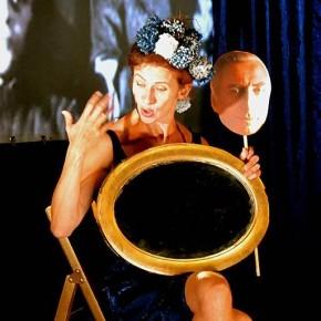 « Mirror » de et avec Kate France et Eric Sterenfeld, Festival Nous n'irons pas à Avignon