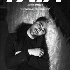« Faim », de Knut Hamsun, mise en scène d'Arthur Nauzyciel au théâtre du Lucernaire