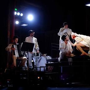 L'Opéra de Quat'sous de Bertold Brecht, Mise en scène de Vincent Goethals, Théâtre du Peuple de Bussang
