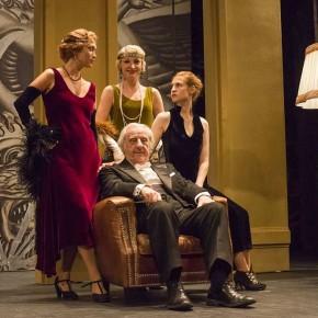 « Le Roi Lear » de Shakespeare par Jean-Luc Revol au Théâtre de la Madeleine