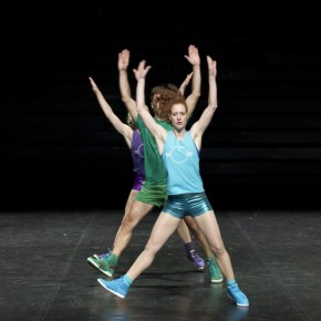 « Aerobics ! », chorégraphie de Paula Rosolen, au théâtre des Abbesses