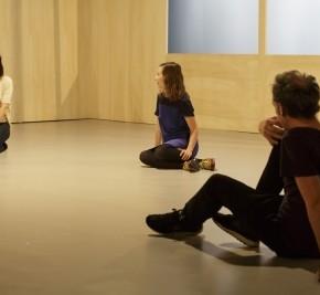 « L'Incroyable Matin & Jour » de Nicolas Doutey, mise en scène Rodolphe Congé. Théâtre Ouvert