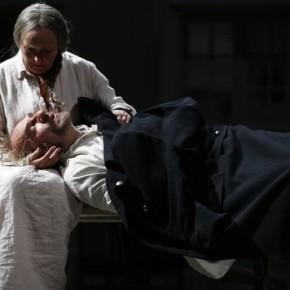 « Père », d'August Strindberg, mise en scène de Arnaud Desplechin à la Comédie Française