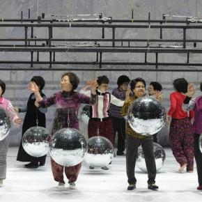 « Dancing Grandmothers », chorégraphie et mise en scène Eun-Me Ahn au Théâtre de la Ville, Festival d'Automne à Paris